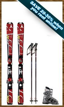 Adult Performance Snowboard Package w/Kids Ski Free